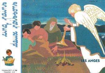 Couverture du livre « Cinq pains deux poissons n 134 - les anges » de Mission Theresienne aux éditions Les Amis De Vianney