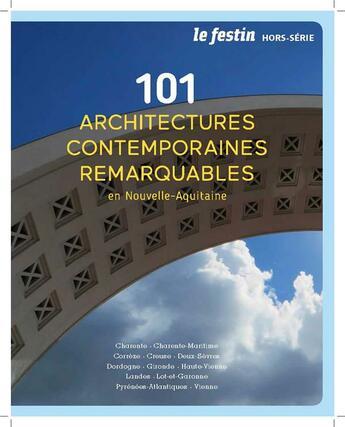 Couverture du livre « Architecture agricole en Gironde » de Collectif aux éditions Le Festin