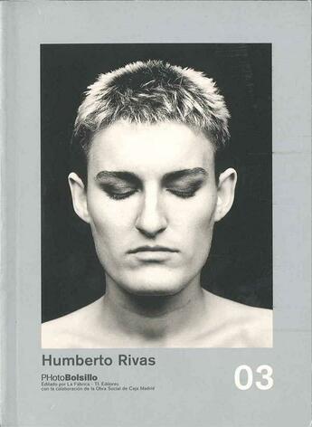 Couverture du livre « Humberto Rivas » de Humberto Rivas aux éditions La Fabrica
