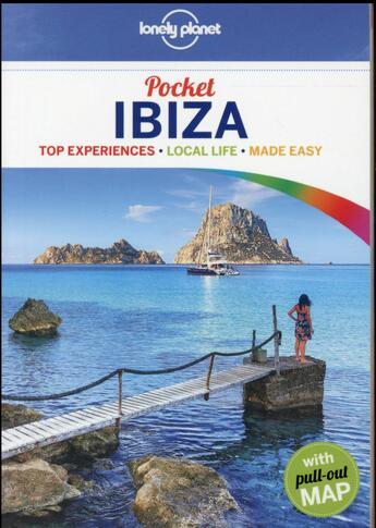 Couverture du livre « Ibiza » de Iain Stewart aux éditions Lonely Planet France
