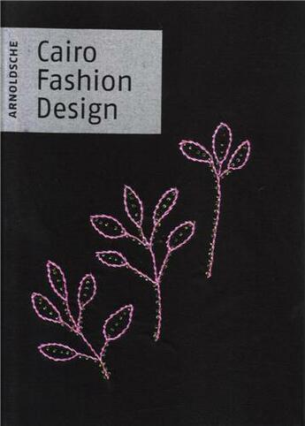 Couverture du livre « Cairo fashion design » de Kumper aux éditions Arnoldsche