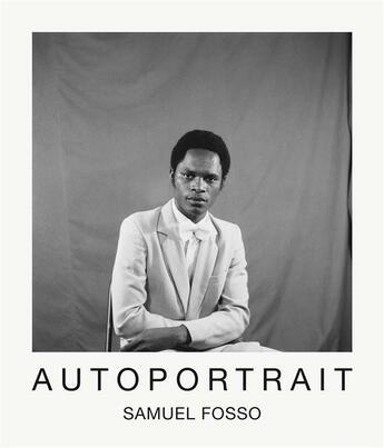 Couverture du livre « Samuel fosso autoportrait » de Samuel Fosso aux éditions Steidl