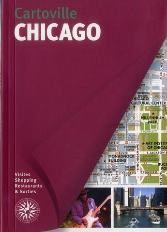 Couverture du livre « Chicago » de Collectif aux éditions Gallimard-loisirs