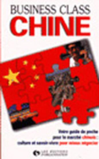 Couverture du livre « Chine » de Li aux éditions Organisation
