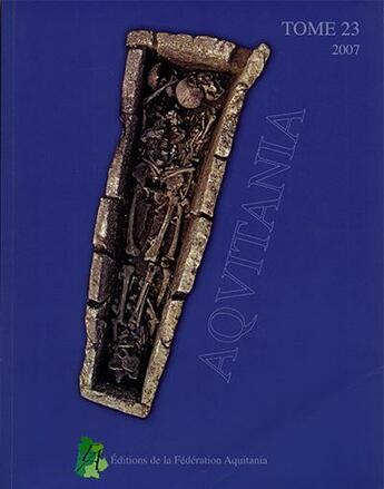 Couverture du livre « Aquitania T.23 » de B Behague aux éditions Aquitania