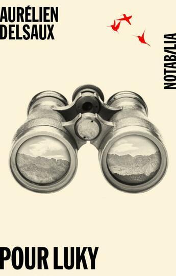 Couverture du livre « Pour Luky » de Aurelien Delsaux aux éditions Noir Sur Blanc