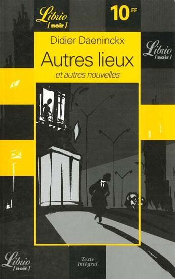 Couverture du livre « Autres Lieux Et Autres Nouvelles » de Isaac Asimov aux éditions J'ai Lu