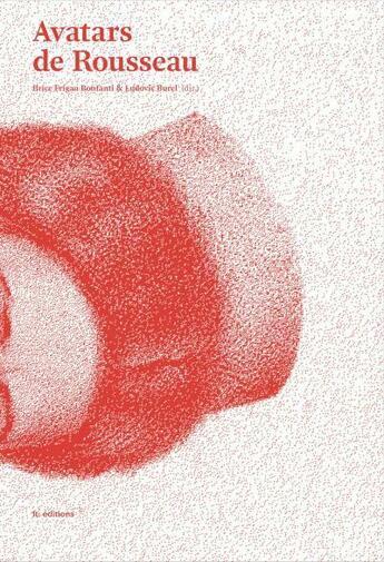 Couverture du livre « Avatars de Rousseau » de Collectif aux éditions It Editions