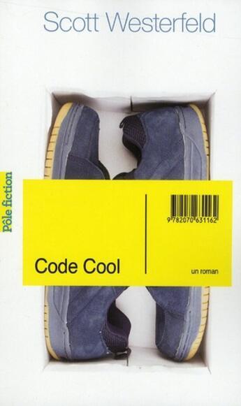 Couverture du livre « Code cool » de Scott Westerfeld aux éditions Gallimard-jeunesse