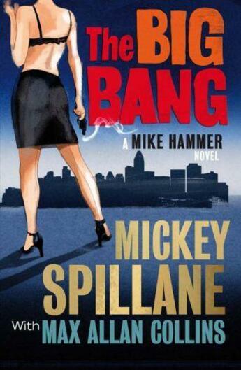 Couverture du livre « The Big Bang » de Max Allan Collins aux éditions Quercus Publishing Digital