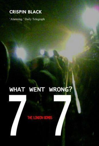 Couverture du livre « 7-7 » de Black Crispin aux éditions Gibson Square Digital