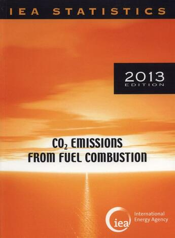 Couverture du livre « CO2 emissions from fuel combustion 2013 » de Ocde aux éditions Ocde