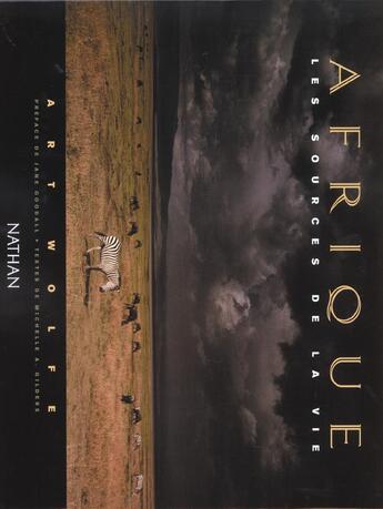 Couverture du livre « Afrique Les Sources De La Vie » de Collectif aux éditions Nathan