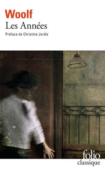 Couverture du livre « Les années » de Virginia Woolf aux éditions Gallimard