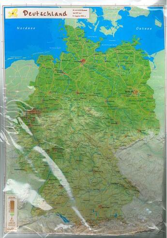 Couverture du livre « Allemagne » de Collectif aux éditions Georelief