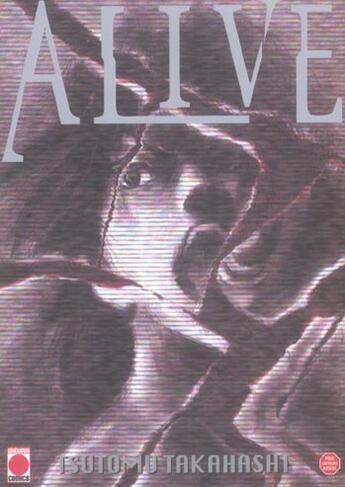 Couverture du livre « Alive, last evolution t.1 » de Tadashi Kawashima et Adachitoka aux éditions Generation Comics