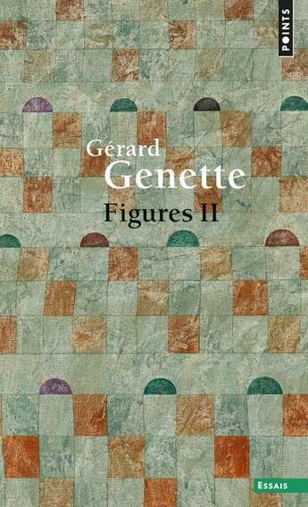 Couverture du livre « Figures II » de Gerard Genette aux éditions Points
