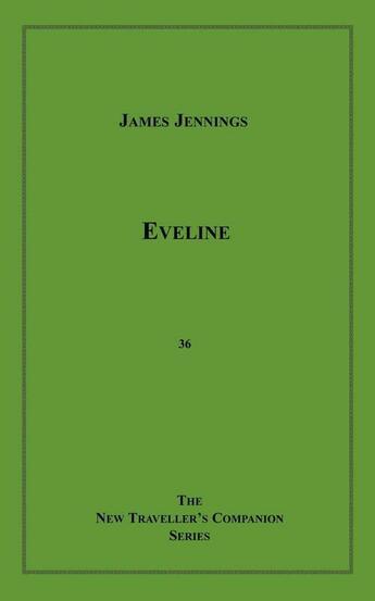 Couverture du livre « Eveline » de Anon Anonymous aux éditions Disruptive Publishing