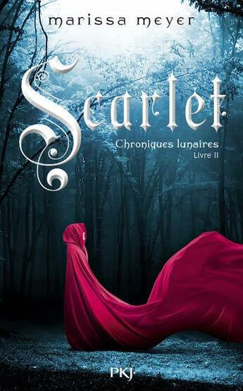 Couverture du livre « Chroniques lunaires t.2 ; Scarlet » de Marissa Meyer aux éditions Pocket Jeunesse