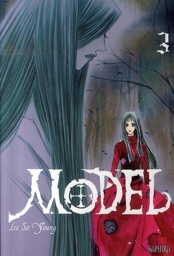 Couverture du livre « Model t.3 » de So-Young Lee aux éditions Saphira