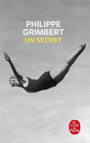 Couverture du livre « Un secret » de Philippe Grimbert aux éditions Lgf
