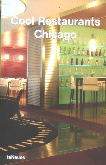Couverture du livre « Chicago » de Collectif aux éditions Teneues Media