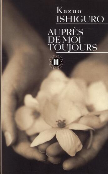 Couverture du livre « Auprès de moi toujours » de Kazuo Ishiguro aux éditions Des Deux Terres