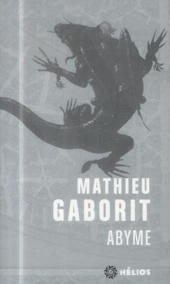 Couverture du livre « Abyme » de Mathieu Gaborit et Ange Rimbaud aux éditions Mnemos