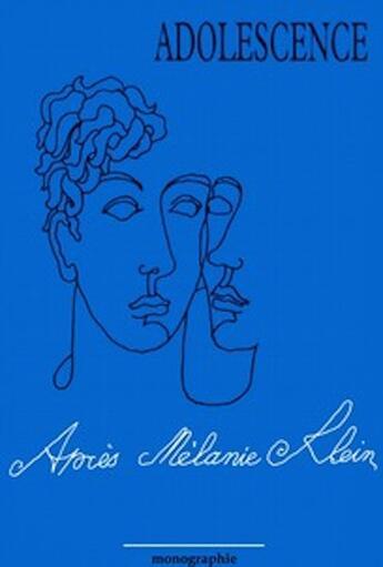 Couverture du livre « Après Mélanie Klein » de Dominique Agostini aux éditions Greupp