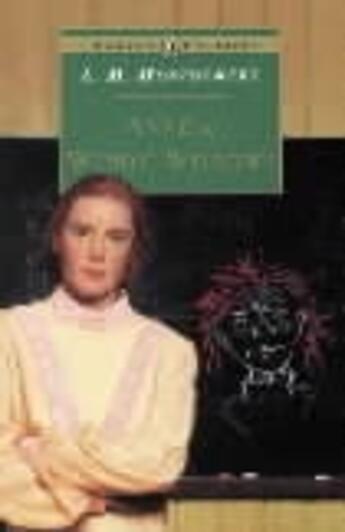 Couverture du livre « Anne of Windy Willows » de Lucy Maud Montgomery aux éditions Penguin Books Ltd Digital