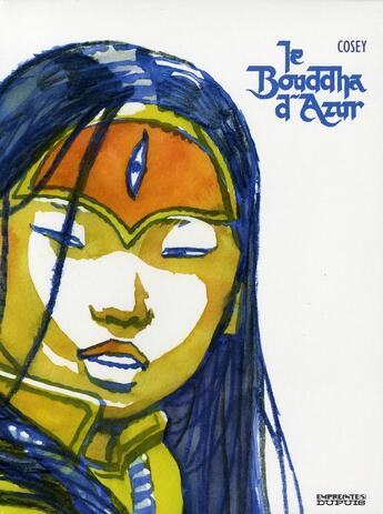 Couverture du livre « Colis/lot - fourreau bouddha d'azur » de  aux éditions Dupuis