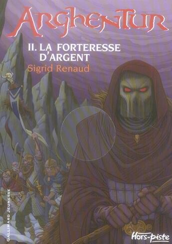 Couverture du livre « Arghentur t.2 » de Sigrid Renaud aux éditions Gallimard-jeunesse