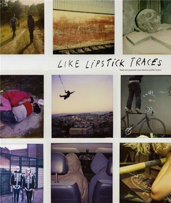 Couverture du livre « Like lipstick traces » de Arbet A/Egry J aux éditions Dokument Forlag