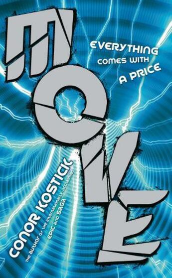 Couverture du livre « Move » de Kostick Conor aux éditions The O'brien Press Digital