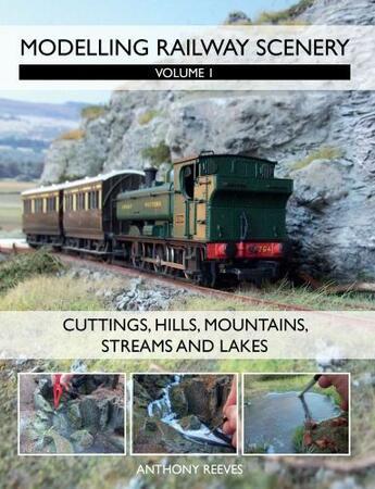 Couverture du livre « Modelling Railway Scenery » de Reeves Anthony aux éditions Crowood Press Digital