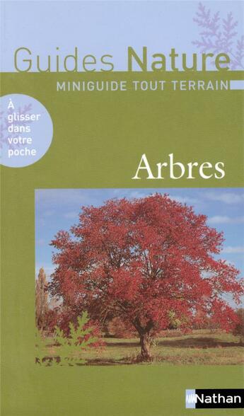 Couverture du livre « Arbres » de Marlies Gerner aux éditions Nathan