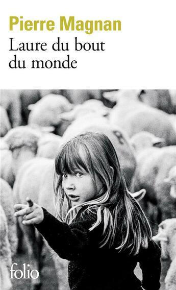 Couverture du livre « Laure du bout du monde » de Pierre Magnan aux éditions Gallimard
