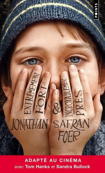 Couverture du livre « Extrêmement fort & incroyablement près » de Jonathan Safran Foer aux éditions Points