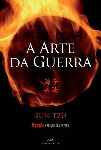 Couverture du livre « A Arte da Guerra » de Sun Tzu aux éditions Atlântico Press