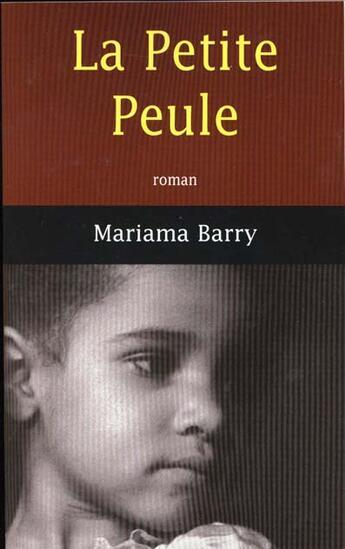 Couverture du livre « La petite Peule » de Mariama Barry aux éditions Mazarine