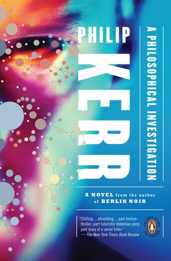 Couverture du livre « A Philosophical Investigation » de Philip Kerr aux éditions Penguin Group Us