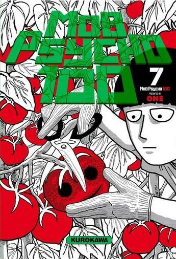 Couverture du livre « Mob psycho 100 T.7 » de One aux éditions Kurokawa