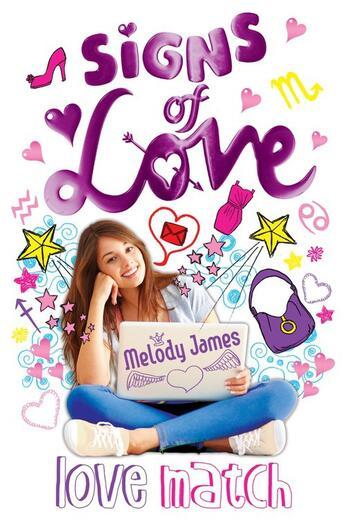 Couverture du livre « Signs of Love: Love Match » de Melody James aux éditions Simon And Schuster Uk