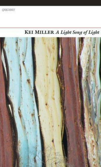 Couverture du livre « A Light Song of Light » de Kei Miller aux éditions Carcanet Press Digital