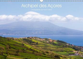 Couverture du livre « Archipel des acores calendrier mural 2018 din a3 horizontal - paysages de l archipel des aco » de Galivel F aux éditions Calvendo