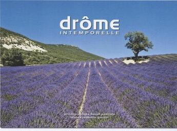 Couverture du livre « **Drome Intemporelle Fr/Ang » de Lionel Pascale / Isa aux éditions Trois Chateaux