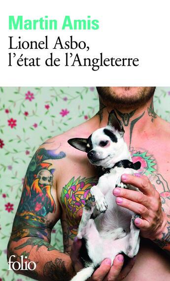 Couverture du livre « Lionel Asbo, l'état de l'Angleterre » de Martin Amis aux éditions Gallimard