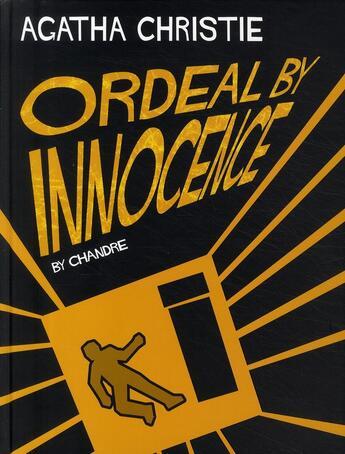 Couverture du livre « Agatha Christie en VO ; ordeal by innocence » de Chandre aux éditions Ep Media