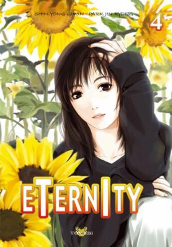 Couverture du livre « Eternity T.4 » de Park Jin-Ryong et Shin Yong-Gwan aux éditions Tokebi