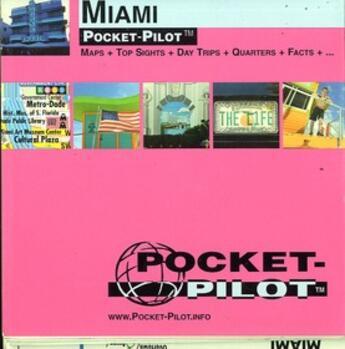Couverture du livre « **Miami » de Collectif aux éditions Pocket Pilot